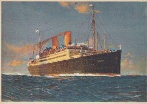 Ocean liner BERLIN , Norddeutscher Lloyd Bremen , 1920-30s