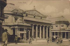 Montevideo , Uruguay , Teatro Solis , 00-10s