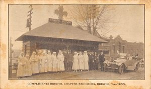 Bristol Chapter Bristol, VA-Tenn, USA American Red Cross Unused