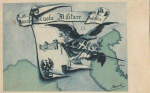 Military ; Italy , 1900-10s : Scuola Militare