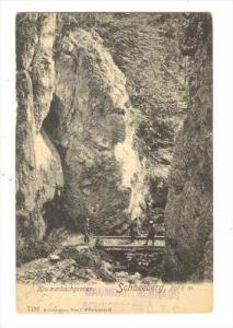 Krummbachgraben. SCHNEEBERG, 2075 m. , Austria , PU-1905