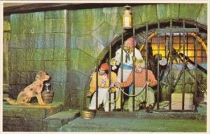 It's A Dog's Life Pirates Of The Caribbean Walt Disney World Orlando Florida