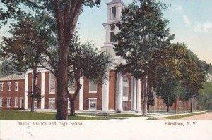 New York Hamilton Baptist Church &  High School