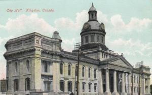 KINGSTON , Ontario , 1900-10s ; City Hall