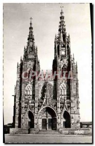 Old Postcard The Thorn surroundings Chalons sur Marne Basilica