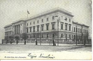1907 The United States Mint, Philadelphia, PA