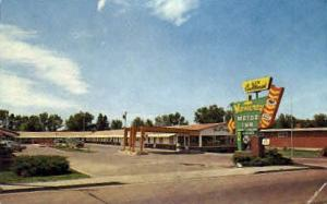 Monterey Motor Inn Twin Falls ID Unused