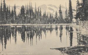Glacier , British Columbia , Canada , 1900-10s ; Marion Lake