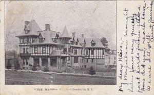 The Major's Inn, Gilbertsville, New York, PU-00-10s