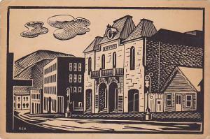 Opera House , Central City , Colorado, PU-1939