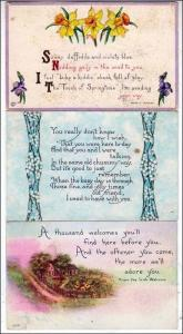 3 - Misc Greeting Cards - Verses