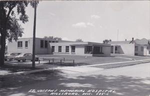 RP: St Joseph's Memorial Hospital , HILLSBORO , Wisconsin , 30-40s