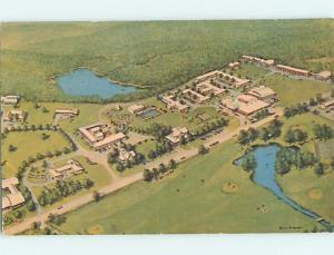 Pre-1980 FERNWOOD LODGE MOTEL IN POCONOS Bushkill Pennsylvania PA s2031