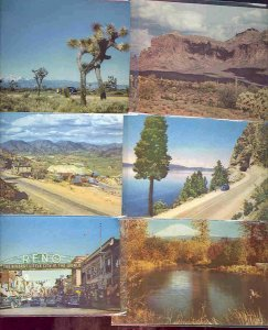 cpc95 postcard collection See the Old West 76 FIFTY