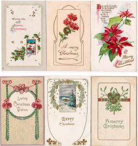 6 - Christmas Cards