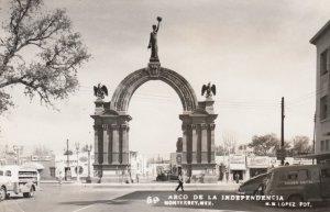 RP: MONTERREY , Mexico , 1930-40s ; Arco De La Independencia