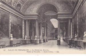 France Versailles La Galerie des Batailles Palais de Versailles