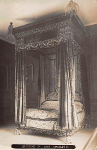 Bedstead of King Charles II, Bedroom