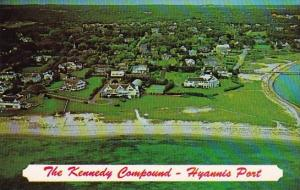 Massachusetts Hyannis Port The Kennedy Compound