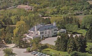 15531  Ontario  1960's  Aerial View Shouldice Hospital