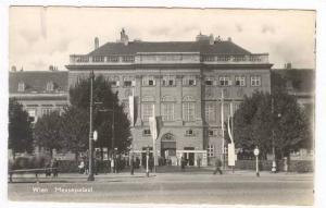RP  Wien , Messepalast, Austria 1940-50s