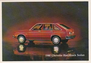 1980 Chevrolet Chevette Hatchback Sedan