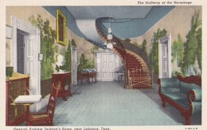 Near LEBANON, Tennessee, 1930-1940s; The Hallway At The Hermitage, General An...