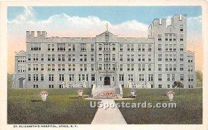St Elizabeth's Hospital - Utica, New York