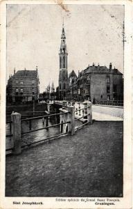 CPA GRONINGEN Sint Josephkerk NETHERLANDS (604154)