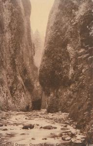 Beautiful OREGON, 00-10s; Oneonta Gorge, Columbia River