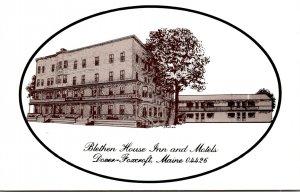 Maine Dover-Fixcroft Blethen House Inn and Motels