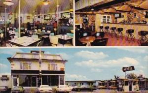 Restaurant Motel Aux Rideaux Verts Enr St Alexandre Cte Kamouraska Canada