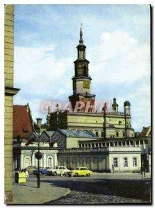 Postcard Modern Poznan