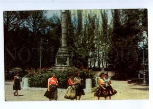 190378 CUBA SANTA CLARA Las Villas Vintage postcard