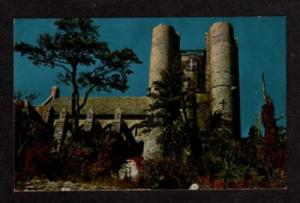 MA View of Hammond Museum GLOUCESTER MASS Postcard PC Massachusetts