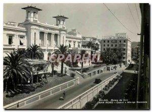 Postcard Modern San Remo Casino Alberge Nazionale