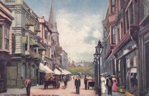 SOUTHSEA, Hampshire, England, UK , 1907 ; Palmerston Road ; TUCK 7407