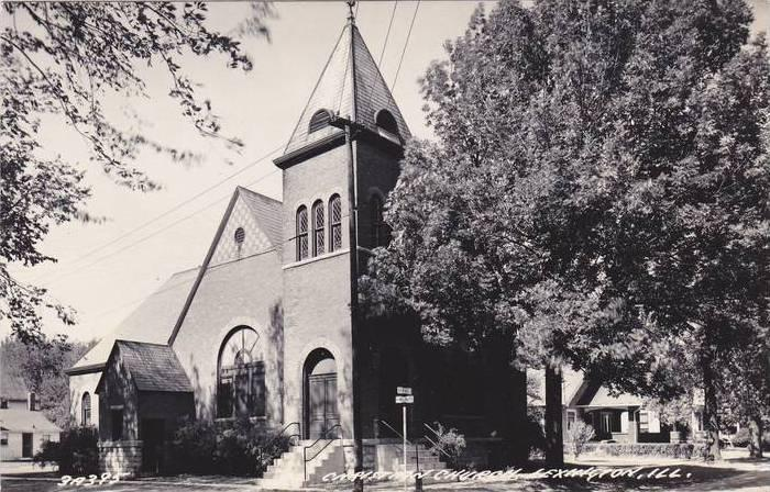 RP, Christian Church, Lexington, North Carolina, 1920-1940s