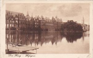 Netherlands Den Haag Hofvijer