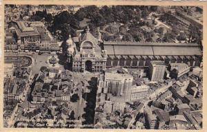 Belgium Anvers Gare Centrale 1931