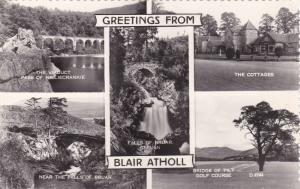 Blair Atholl is a small town in Perthshire, Scotland , 40-50s