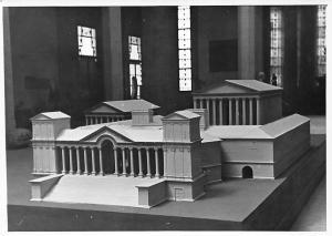 Lebanon Modell von Baalbek Mini Building