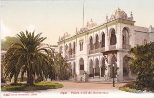 ALGER - Palais d'ete du Gouverneur , 00-10s