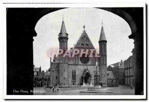 Old Postcard Den Haag Ridderzaal