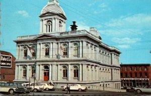 Maine Portland United States Custom House