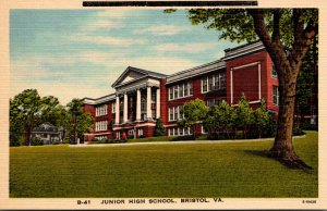 Virginia Bristol Junior High School