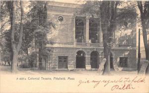 26111 MA, Pittsfield, 1908, Colonial Theatre