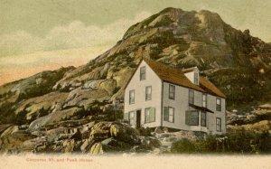 NH - Chocorua Mountain & Peak House