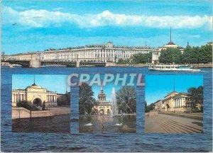 Postcard Modern Leningrad