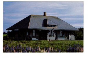 Elmira Railway Train Station Museum, Prince Edward Island